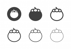 Mangosteen Icons - Multi Series