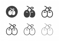 Olive Icons - Multi Series
