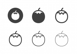 Tomato Icons - Multi Series