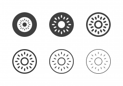 Kiwi Icons - Multi Series