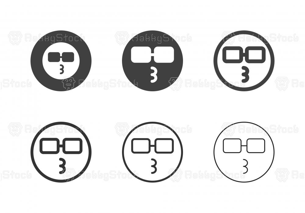 Sporty Emoji Icons - Multi Series