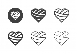 Heart Wound Icons - Multi Series