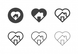 Loving Home Icons - Multi Series