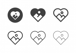 Loving Nature Icons - Multi Series