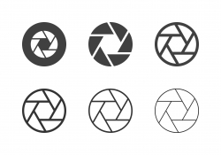 F8 Aperture Icons - Multi Series