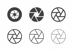 F16 Aperture Icons - Multi Series