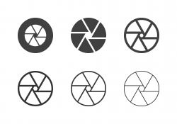 F32 Aperture Icons - Multi Series