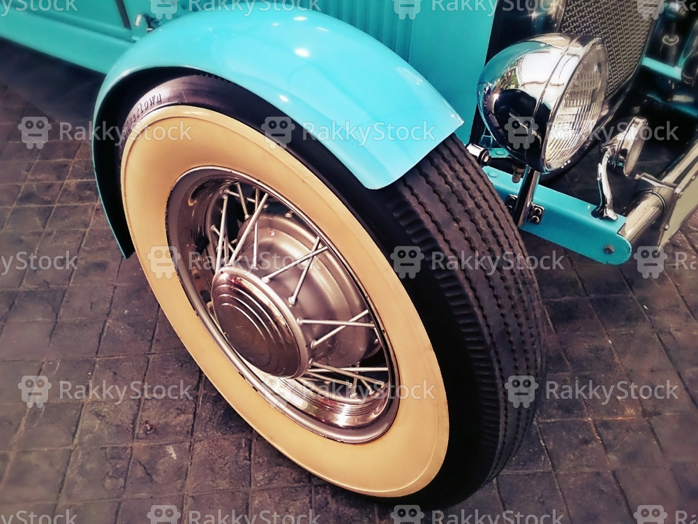 Classic Wheel Car