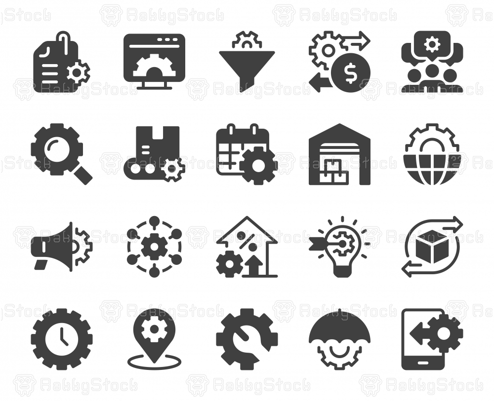 Product Management - Icons