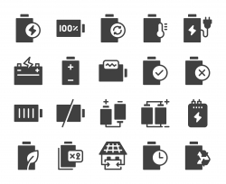 Battery - Icons