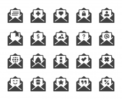 Letter - Icons