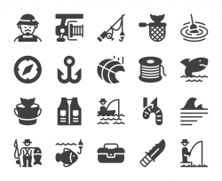 Fishing - Icons