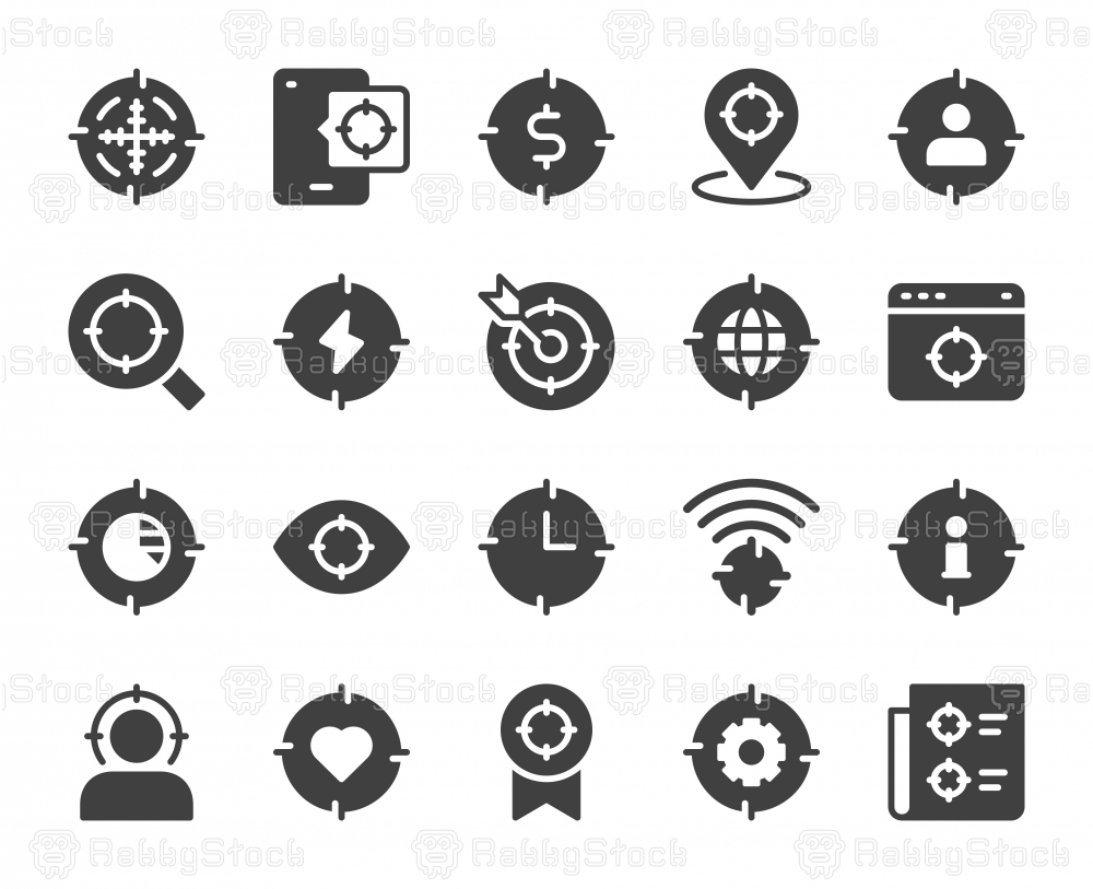 Target Concept - Icons