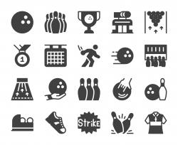 Bowling - Icons