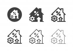 Estate Business Icons - Multi Series