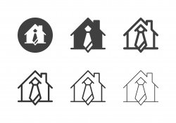 Home Office Icons - Multi Series