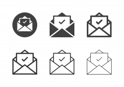 Acceptance Letter Icons - Multi Series