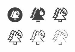 Wildfire Icons - Multi Series