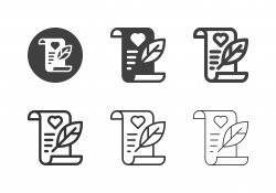 Love Letter Icons - Multi Series