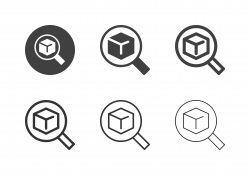 Searching Product Icons - Multi Series