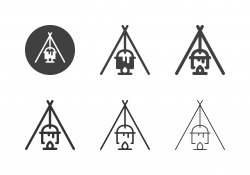 Cooking Camp Icons - Multi Series