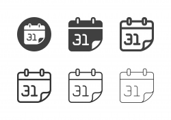 Year End Icons - Multi Series
