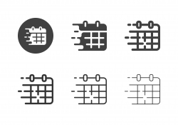 Fast Date Icons - Multi Series