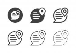 Sending Location Icons - Multi Series