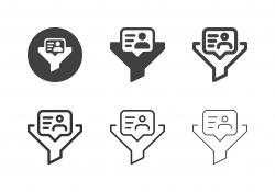 Employment Screening Icons - Multi Series
