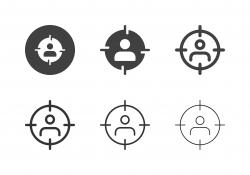 Customer Target Icons - Multi Series