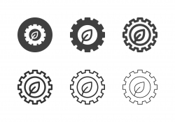 Ecosystem Icons - Multi Series
