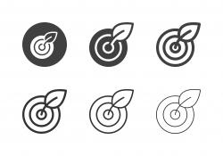 Eco Marketing Icons - Multi Series