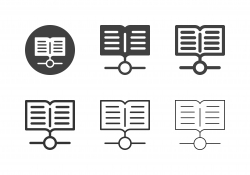 Educational Networking Icons - Multi Series