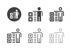 Inspector Rejection Icons - Multi Series