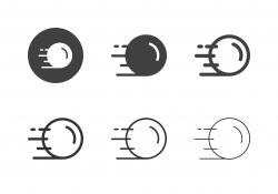 Pool Ball Icons - Multi Series