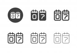 Scoring Icons - Multi Series