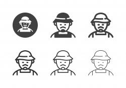Fisherman Icons - Multi Series