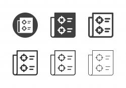 Target List Icons - Multi Series