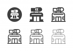Bowling Store Icons - Multi Series