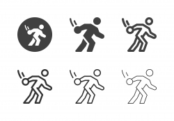 Bowling Scoreboard Icons - Multi Series