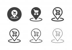 Marketplace Icons - Multi Series
