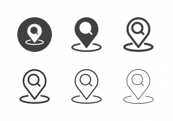 Finding Place Icons - Multi Series