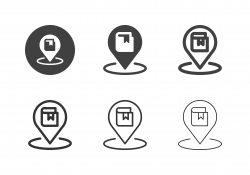 Library Icons - Multi Series