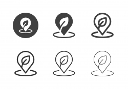 Conservation Area Icons - Multi Series