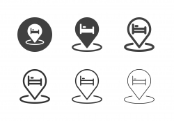 Hotel Icons - Multi Series