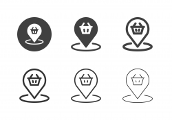 Fresh Marketplace Icons - Multi Series