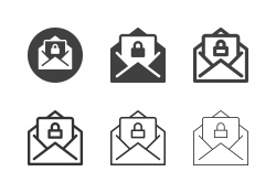 Secret Letter Icons - Multi Series